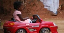 E-Auto für Kinder